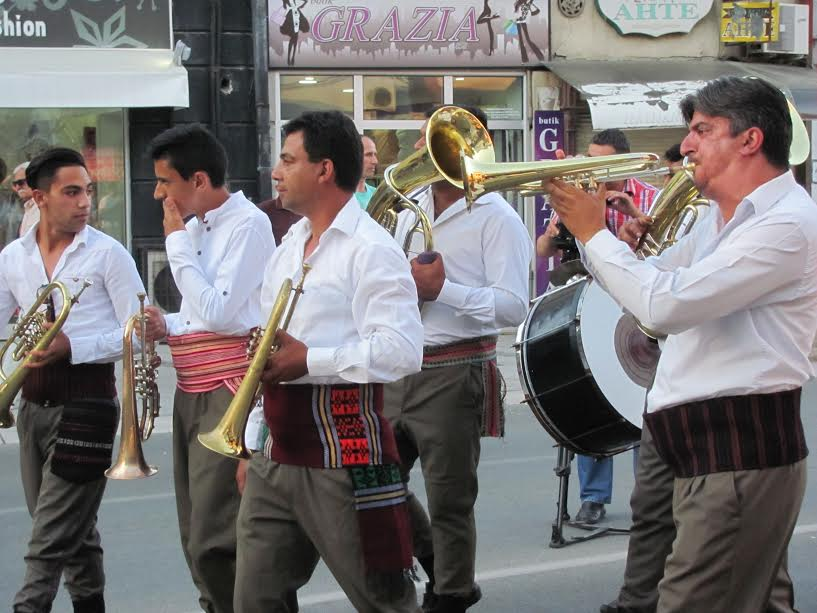 Zvuk truba otvorio Leskovački festival