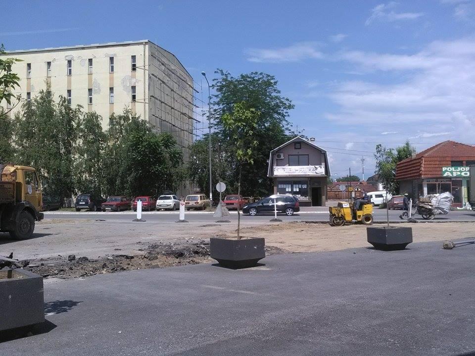 Nastavlja se rekonstrukcija Mlinske ulice u Leskovcu