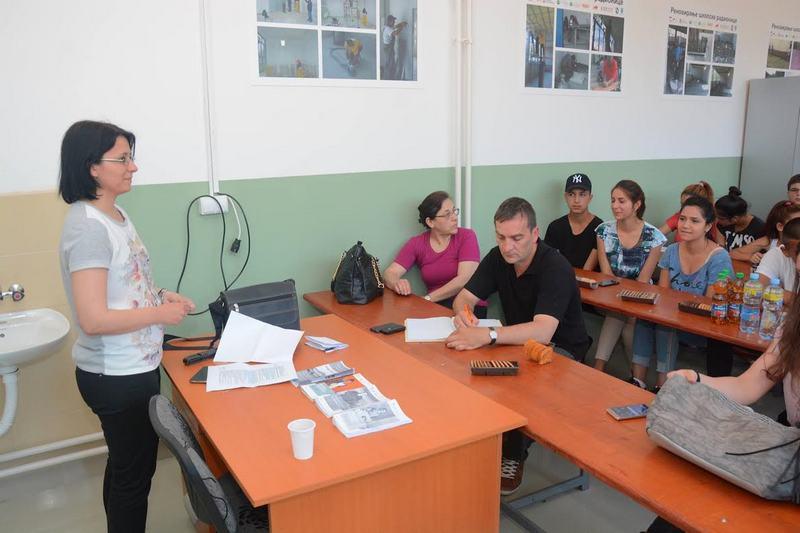 Tehnička škola u trci za učenike romske nacionalnosti
