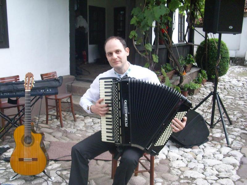 Vladan Veselinović tradicionalni muzički Balkan smestio u CD