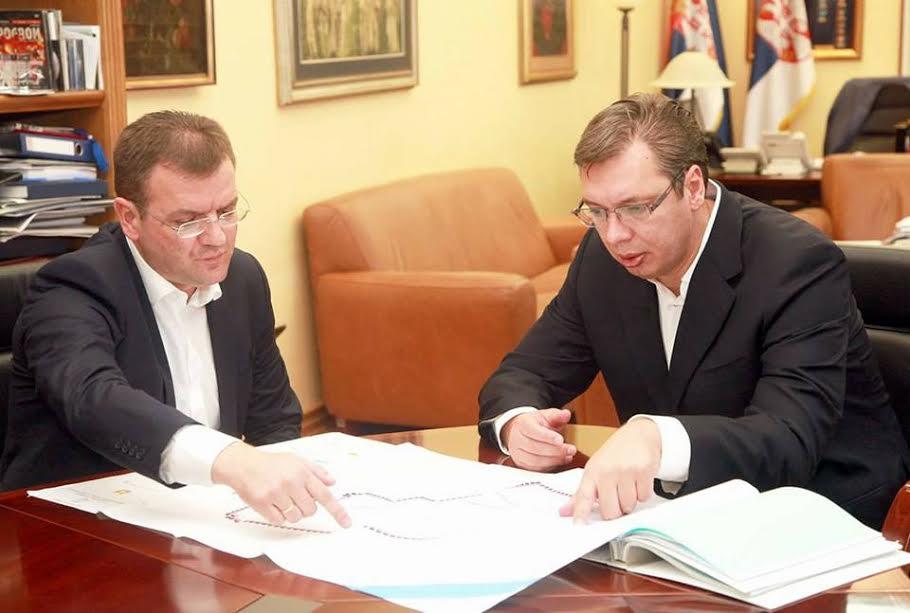Belopalančani odlikuju Vučića najvećim počasnim priznanjem