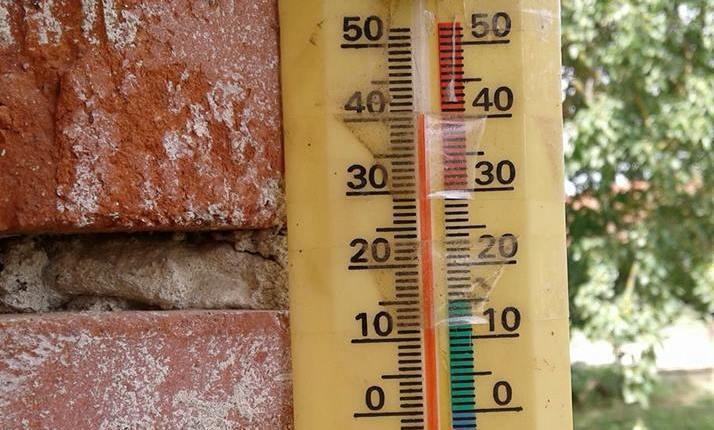 Leskovac najtopliji u Srbiji, koliko meri vaš termometar?