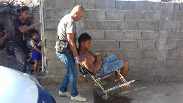 Masovna tuča u romskom naselju, osmoro povređenih