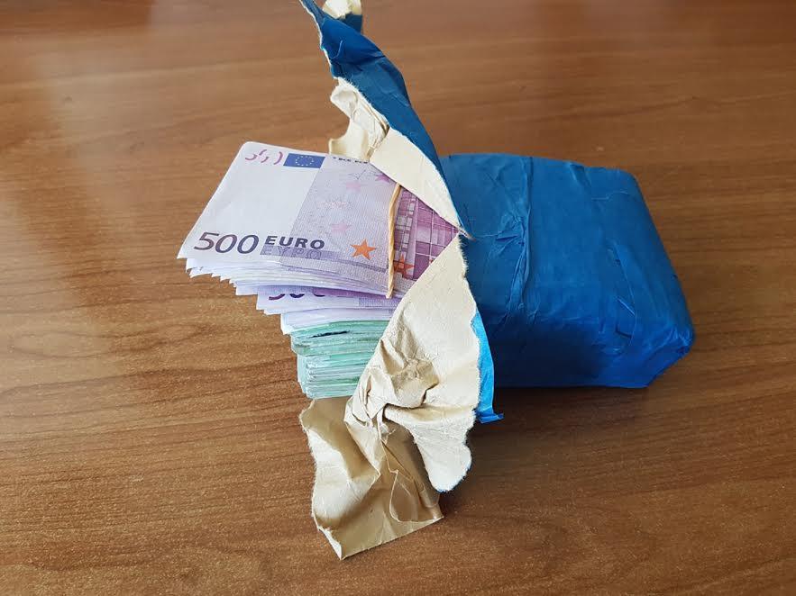 Bugarka pokušala da prokrijumčari 60.000 evra