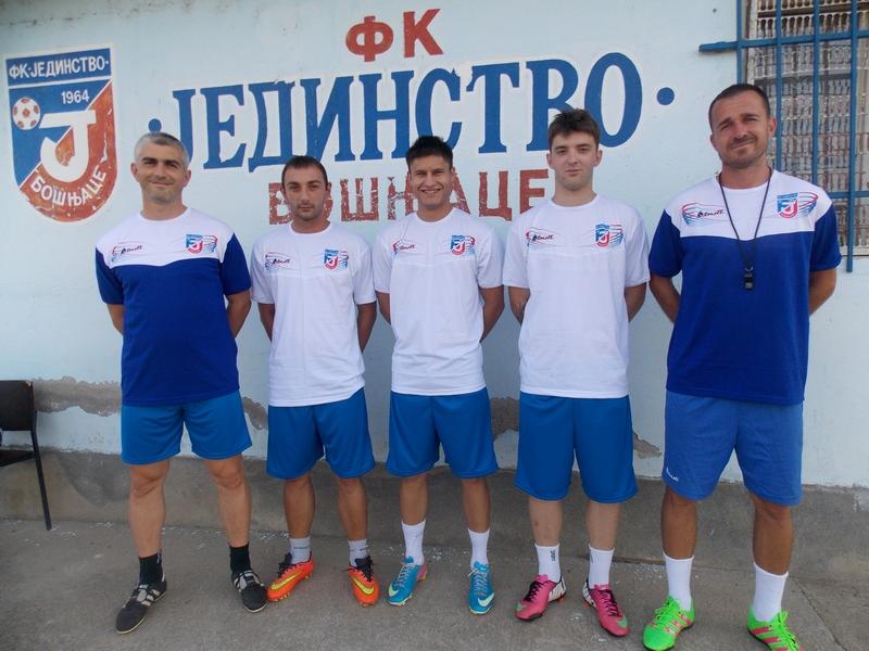FK Jedinstvo: FK Pukovac nije naš neprijatelj!