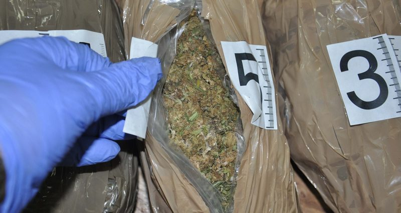 Akcija Ares: Nišliji oduzeto 14 grama heroina