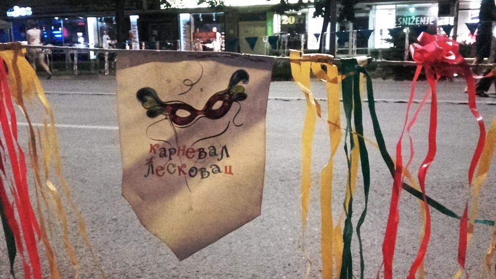 Leskovački karneval – siromašan ali zanimljiv (VIDEO)