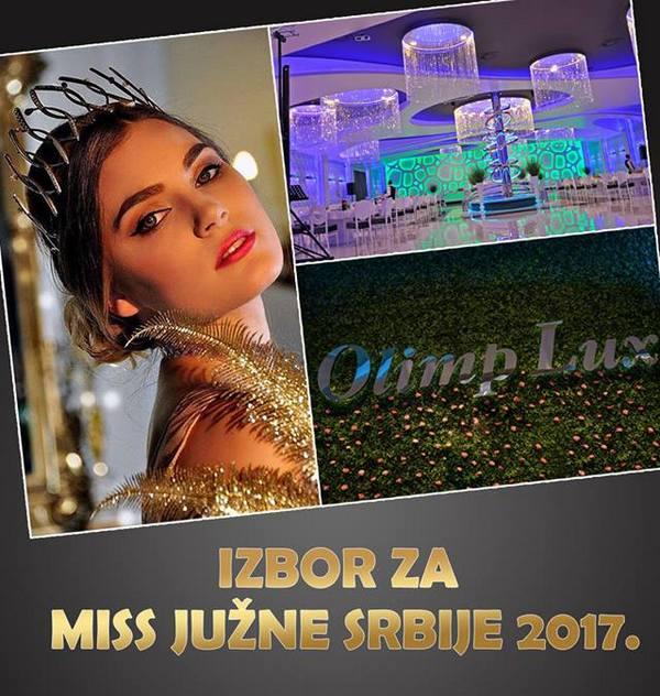Mis Južne Srbije bira se 1. avgusta u Leskovcu