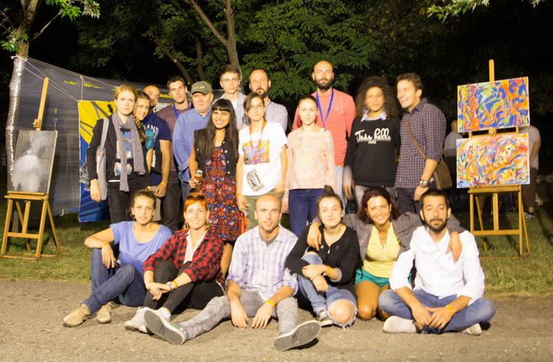 "Dvadestoro učenika iz Srbije i inostranstva na Nišvil koloniji ""Art to go Jazzy"""