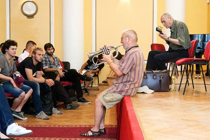 Nišville workshop i Jazz for kids