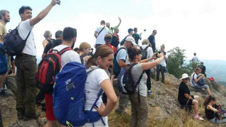 Po četvrti put osvojili vrhove planine Radan