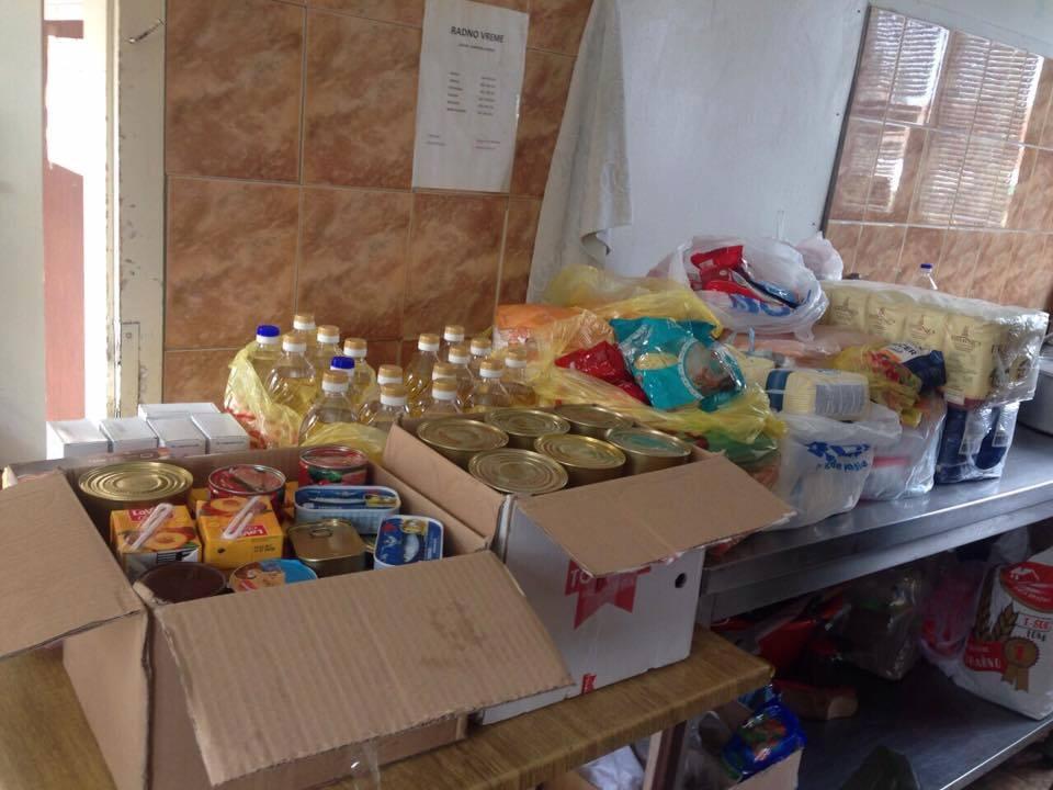 Od 7.000, 2.500 stanovnika Medveđe dobija pomoć Crvenog krsta