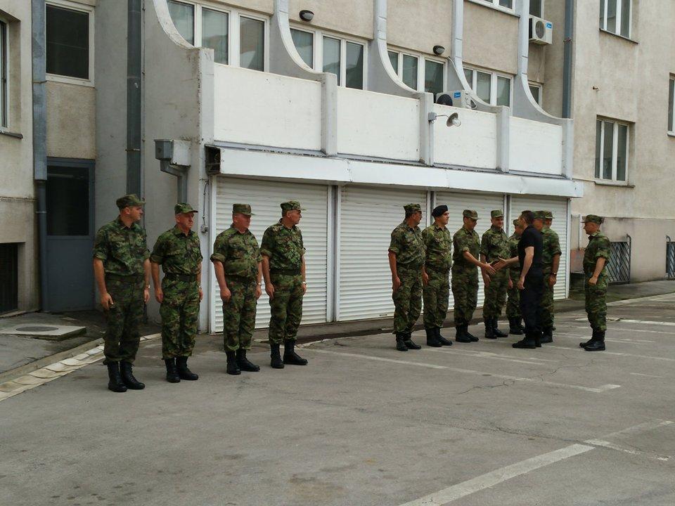 Vulin: Pripremamo paket mera za bolji položaj vojnika