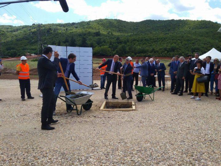 Vučić: Niš je grad nove energije, gradi se fabrika za 1.100 radnika