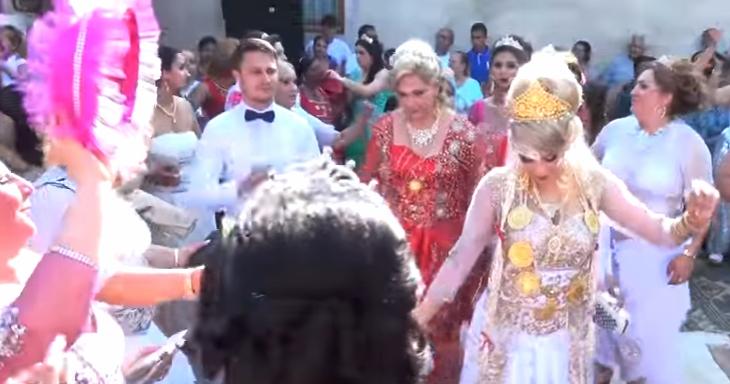 Zašto svaka mlada potajno priželjkuje romsku svadbu (VIDEO)