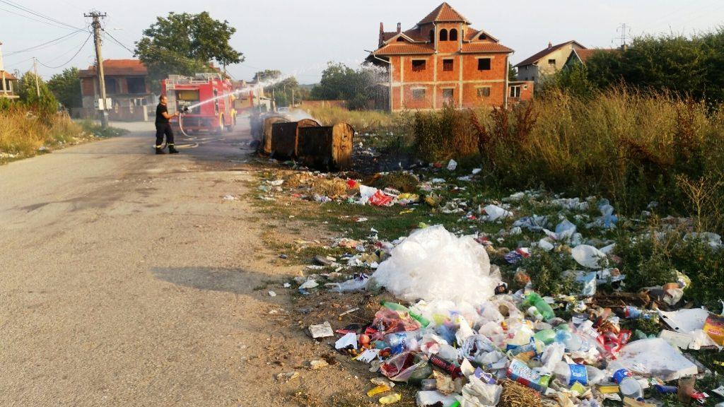 KO ĆE OVOME DA STANE NA PUT?! Gori i druga divlja deponija u Leskovcu