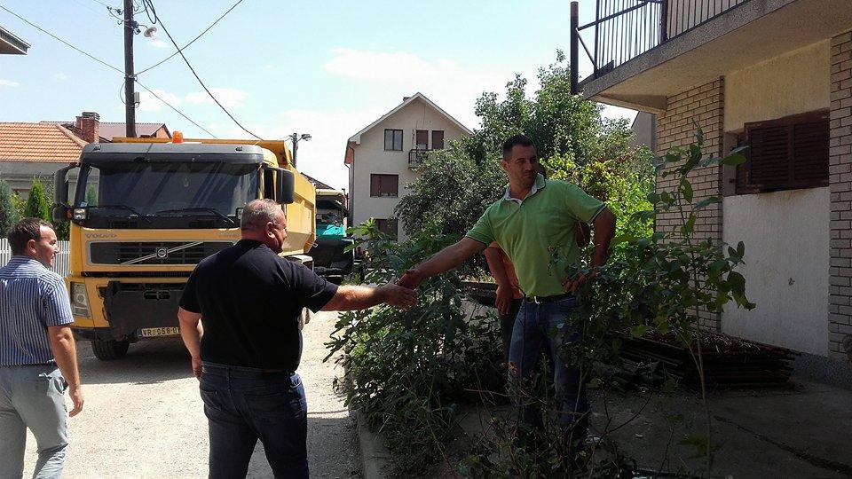 Cvetanović: Ja razgovaram sa građanima, osluškujem njihove potrebe i prihvatam zamerke
