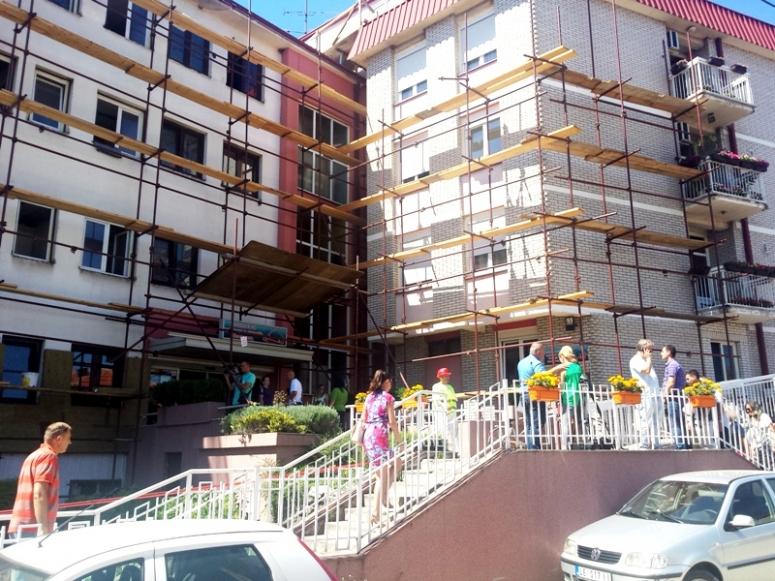 U toku kompletna rekonstrukcija nekadašnjeg Staračkog doma