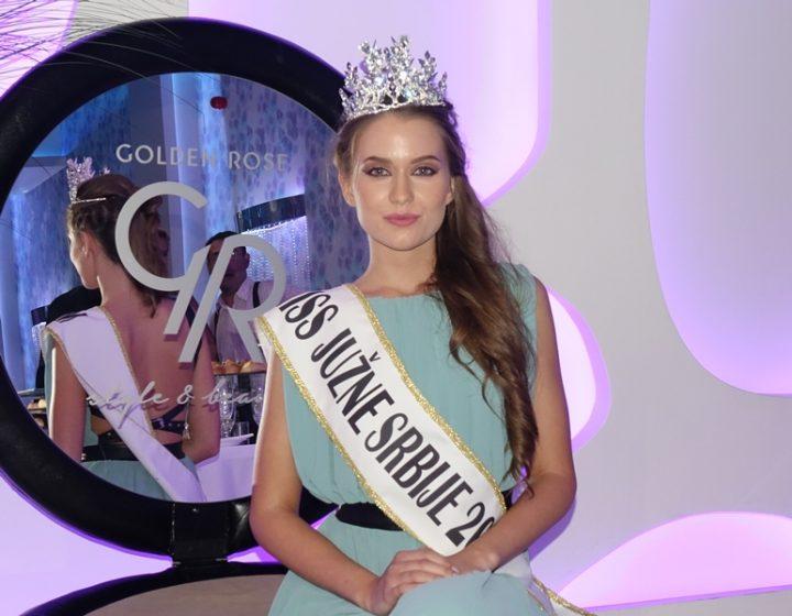 Jana Radulović iz Niša nova Mis Južne Srbije
