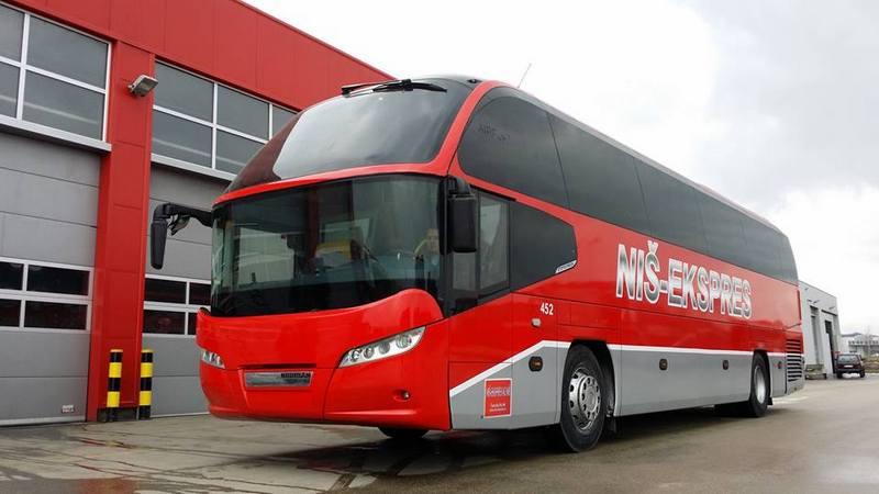 Niš-ekspres uspešan prevoznik ali i serviser