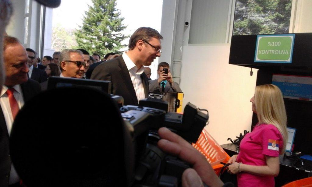 Vučić dolazi u Vladičin Han