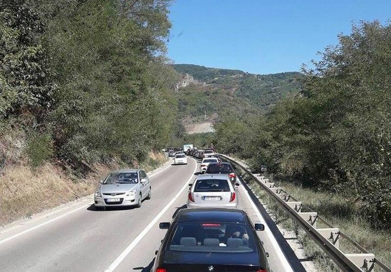 Teška saobraćajna nezgoda u Grdeličkoj klisuri, dovoje poginulo