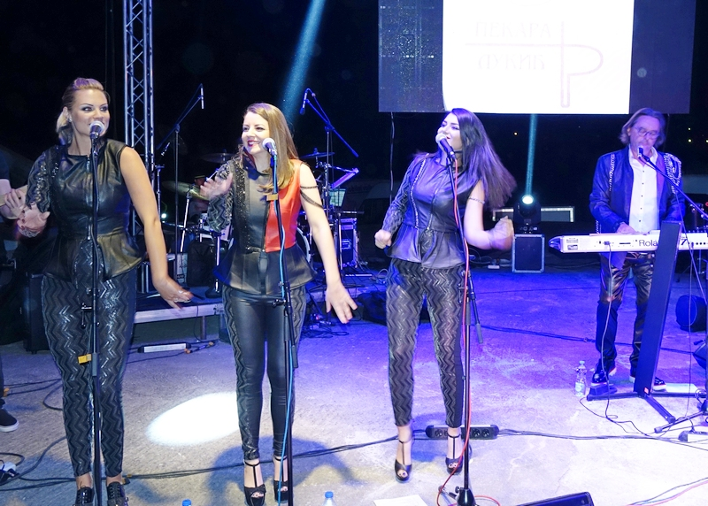 SPEKTAKL U VLASOTINCU Balkanika održala koncert za pamćenje (FOTO,VIDEO)