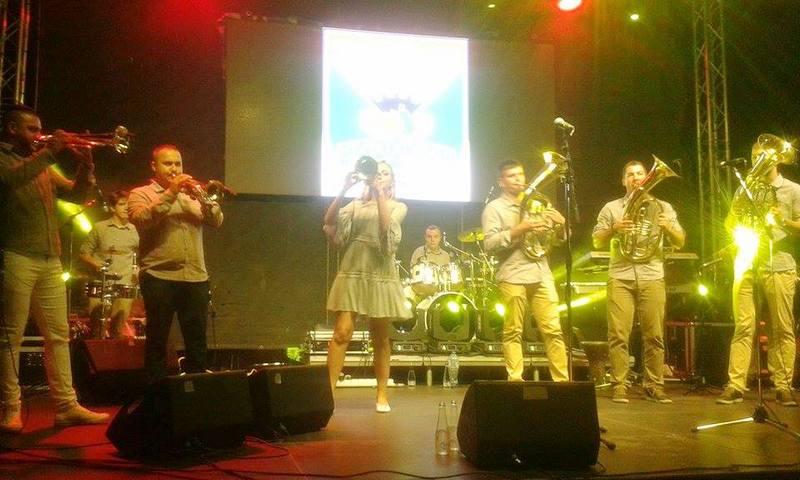 Fešta u znaku trubačkog orkestra Danijele Veselinović