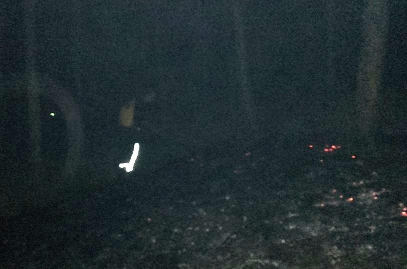 Gori Hisar, zapalila se divlja deponija!