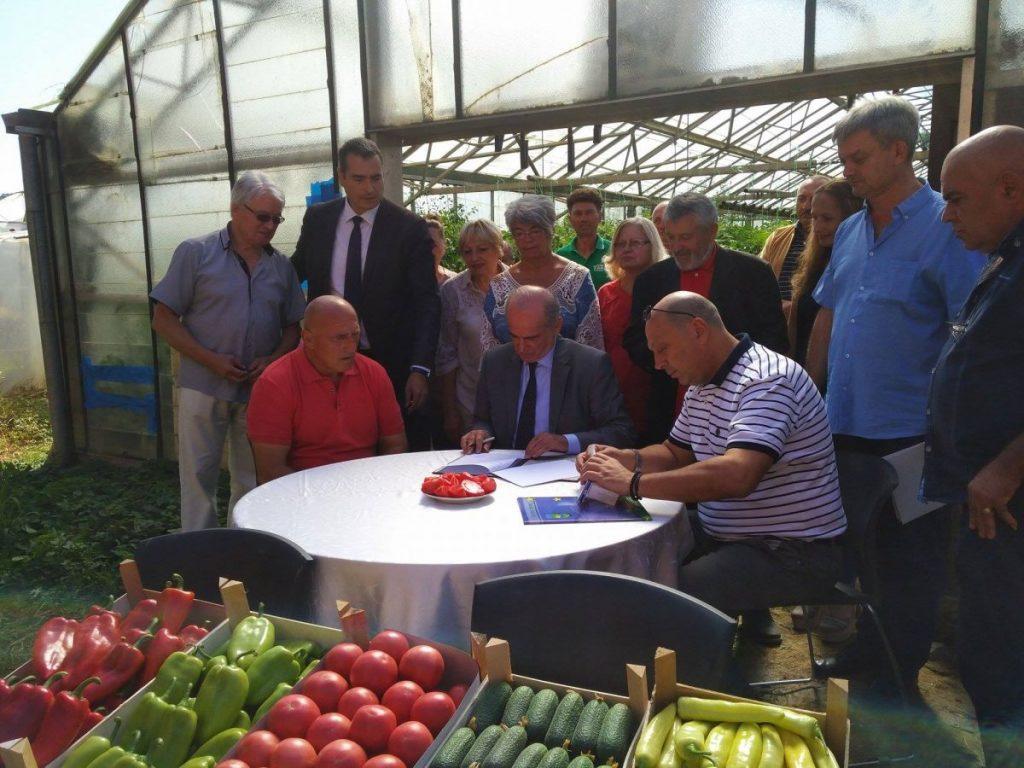 Krkobabić u Lebanu: Posle poljoprivrednih, razvijamo štedno-kreditne zadruge