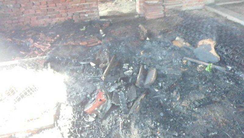 Bivši policajac ponovo palio svoju kuću