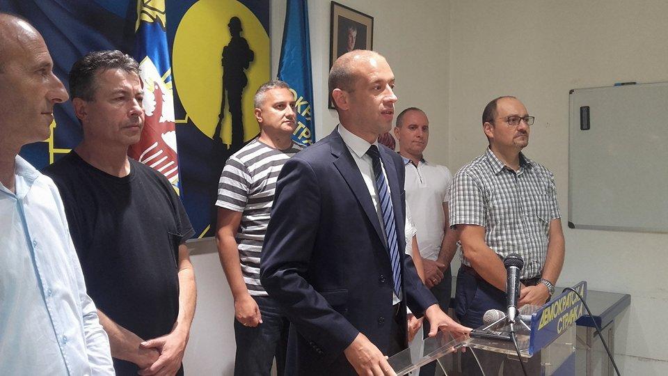 Milojičić: Ni Jevreji nisu proganjani kao demokrate od strane Vučića