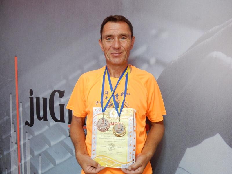 Leskovčanin osvojio zlato i bronzu na maratonu u Ukrajini
