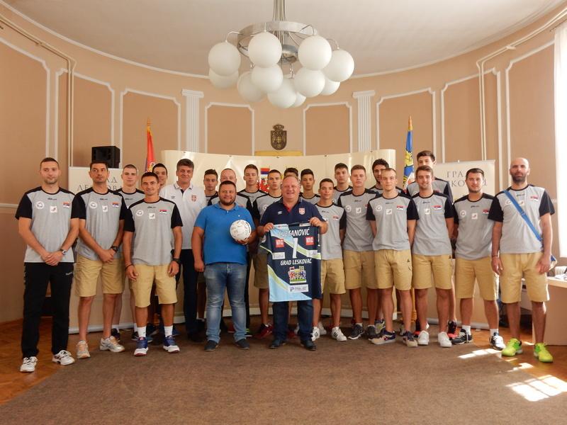Odbojkaško balkansko prvenstvo u Leskovcu od 8 do 17. avgusta