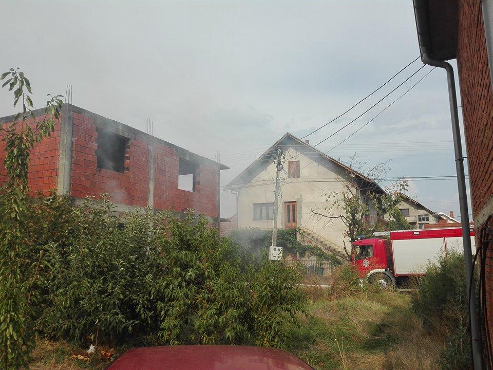 Legija sam zapalio sopstvenu kuću (VIDEO)