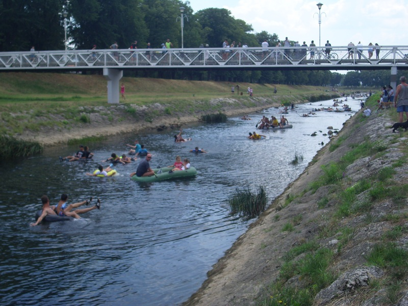 Rafting rashladio Piroćance