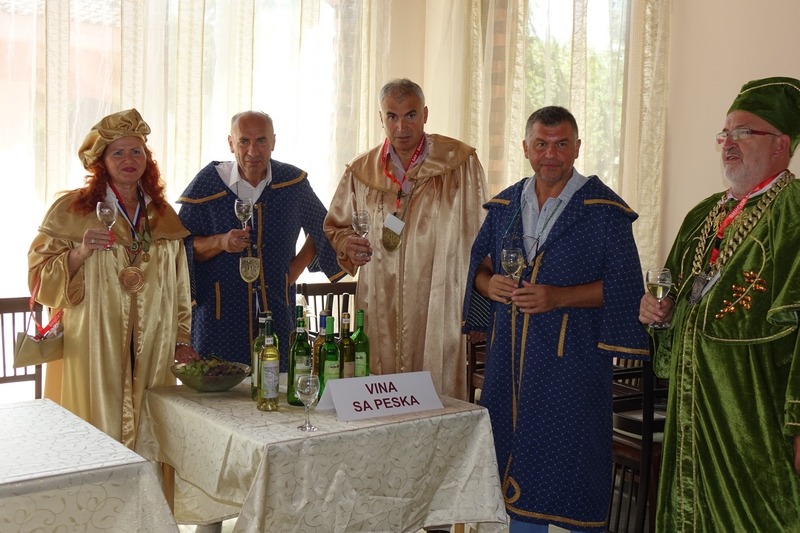 Na Salonu vina vinari iz Srbije i Mađarske