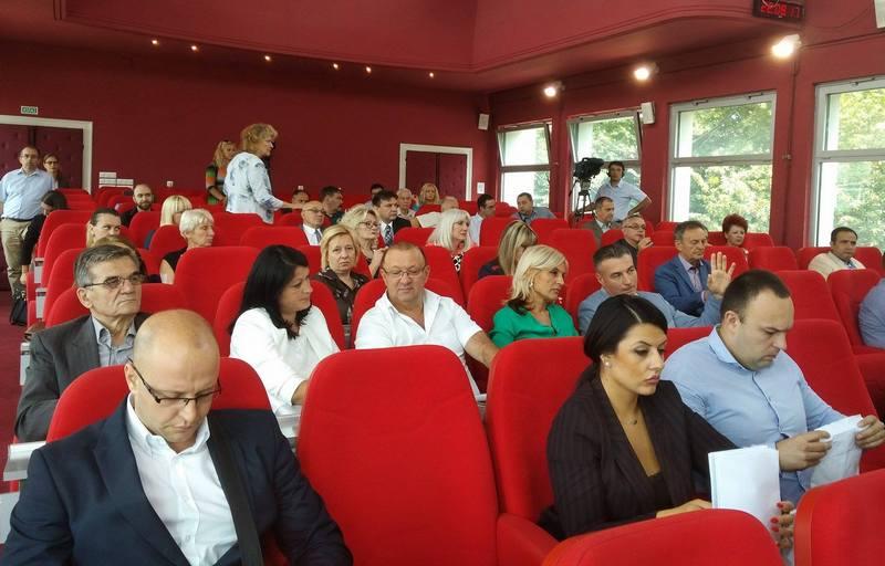 """Istorijska"" sednica Skupštine grada Niša zakazana za sutra"