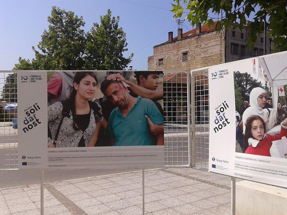 Fotografijama slavimo solidarnost u vreme krize