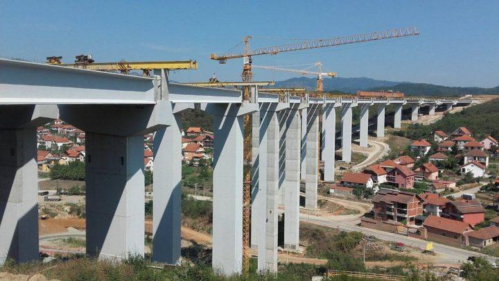 Vrla najlepša građevina u bivšoj Jugoslaviji, Koridor 10 gotov do kraja godine (VIDEO)