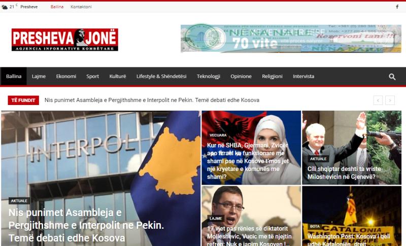 Prve dnevne novine na albanskom u Vranju, Preševu, Bujanovcu i Medveđi