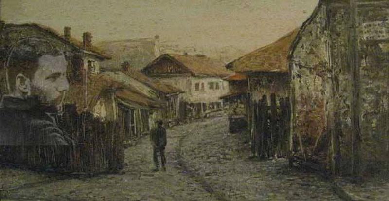 Bora Stanković i kroz pantomimu