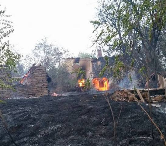 ŽALOSNO Selo Bublicu progutali požari