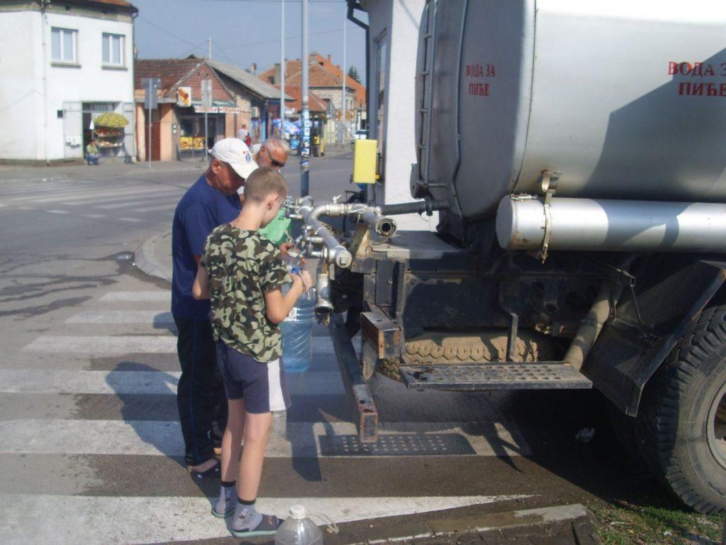 UŽAS: Pet dana niko nije znao da voda u Pirotu nije za piće!