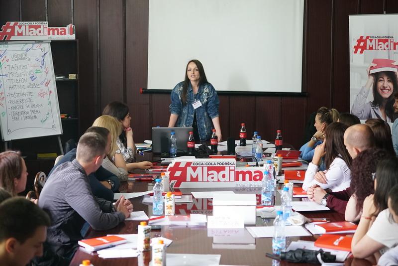 Coca-Cola pomaže mladima da pronađu posao