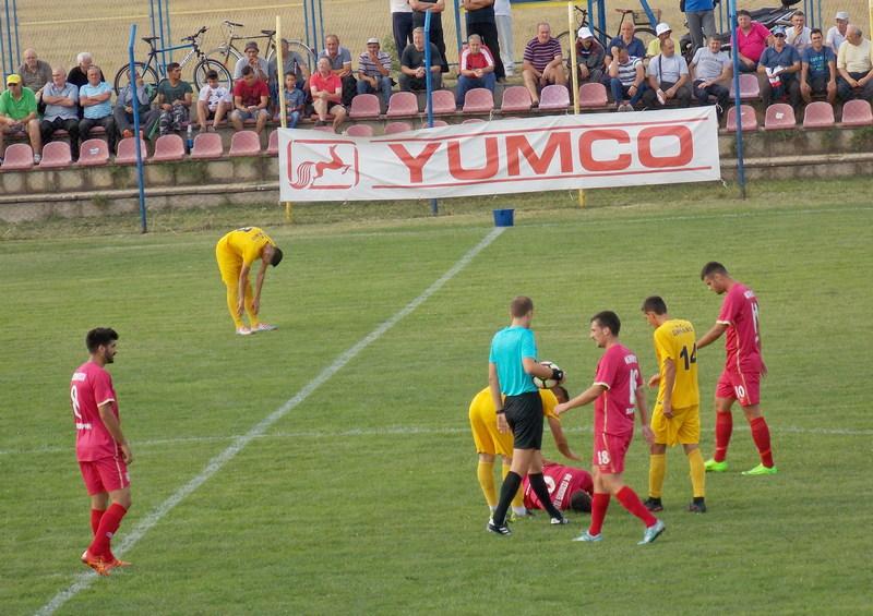 Dinamo (Vr) – Temnić 1924 1:0 ( 0:0)