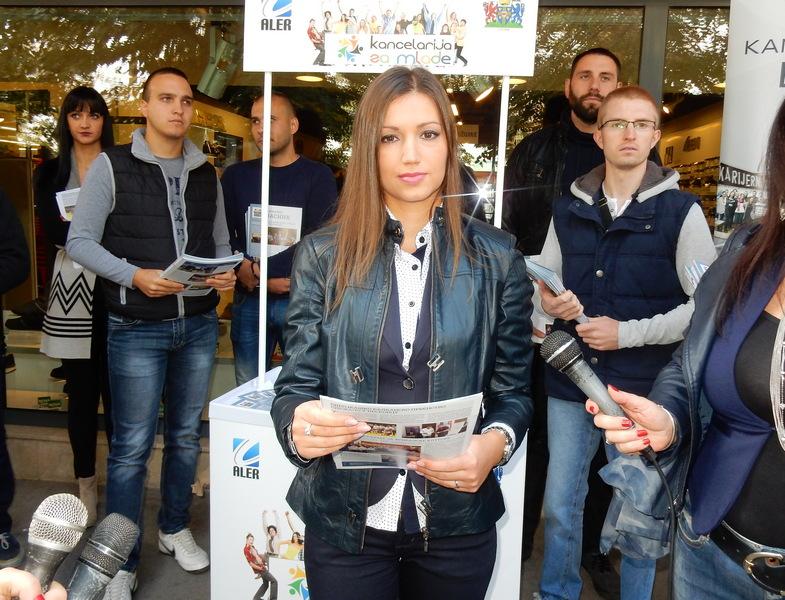 Leskovački gradski bilten deljen građanima