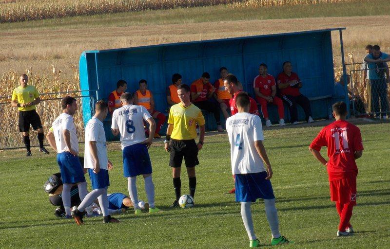 Bez golova i sa incidentom na utakmici Jedinstvo:Rtanj