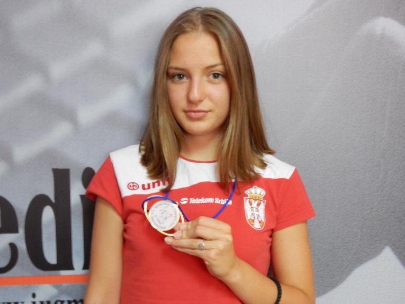 Atletičarka Marija Papović donela zlato iz Italije