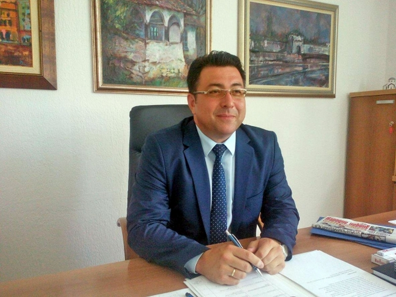Predsednik opštine Medijana podneo ostavku
